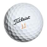 Titleist Velocity lake balls golfballs