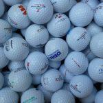 Pinnacle Gold golfballen gebruikt